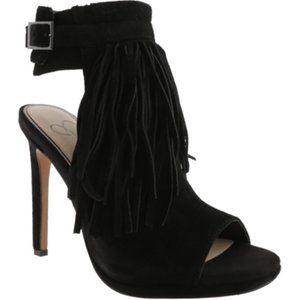 NWOT Jessica Simpson Marienna Fringe Sandals